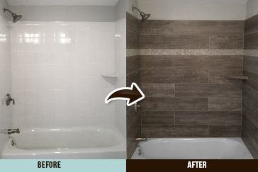Quick Bathroom Remodel Custom Blog  Restyle Your Tile Design Decoration
